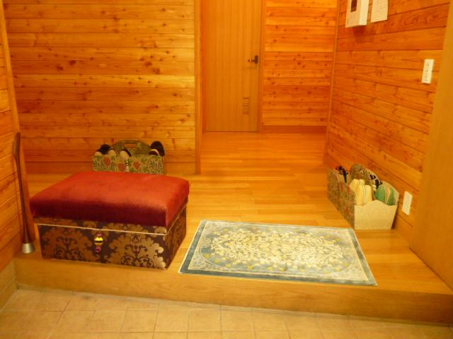 軽井沢の別荘への納品 第1弾_b0242032_13525997.jpg
