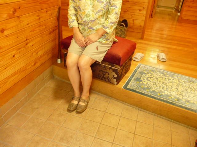 軽井沢の別荘への納品 第1弾_b0242032_1435811.jpg