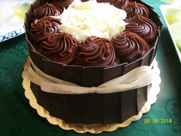 ケーキ、たこやき&プールパーティの巻き♪_a0315750_06121366.jpg