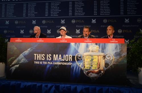 オメガと全米プロゴルフ協会(PGA of America)がパートナーシップ契約を2022年まで延長_f0039351_23494013.jpg