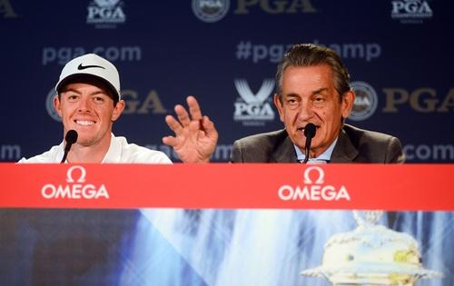 オメガと全米プロゴルフ協会(PGA of America)がパートナーシップ契約を2022年まで延長_f0039351_23501721.jpg
