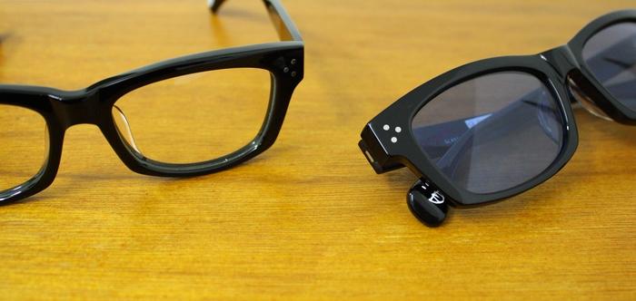 「plain glasses lens MMGSK GLASSSUN series CITY BOY2」_f0208675_195604.jpg