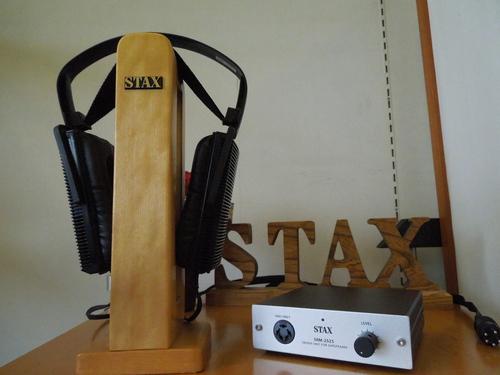 STAXより、「SRS-2170 Basic System」展示致しました!_c0113001_143323.jpg