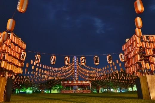 2014年8月8日(金):祭り前夜[中標津町郷土館]_e0062415_17212230.jpg