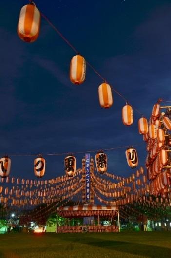 2014年8月8日(金):祭り前夜[中標津町郷土館]_e0062415_1722636.jpg