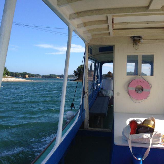 夏の海の旅①_a0168068_15291863.jpg