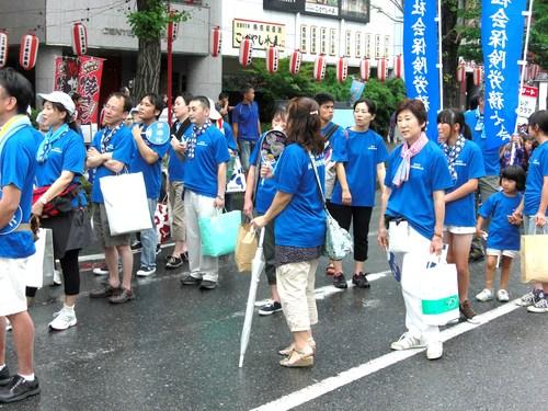 8月予定 & 「水の祭典 久留米祭り」パレード!_f0120774_12465311.jpg