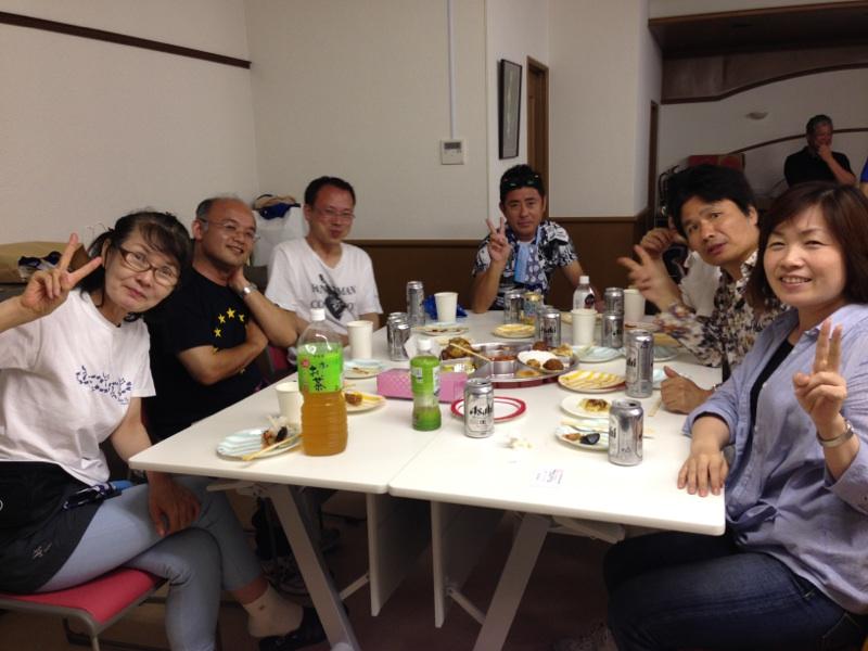 8月予定 & 「水の祭典 久留米祭り」パレード!_f0120774_136165.jpg