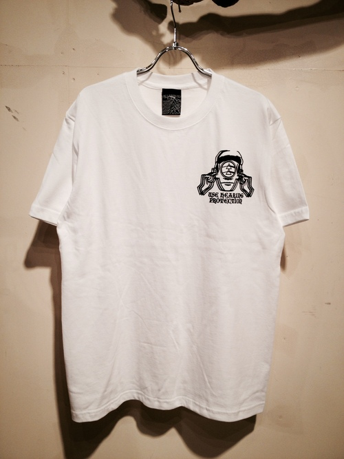 """Factory Tee \""""Use Hearing Protection\""""_f0126931_17255420.jpg"""