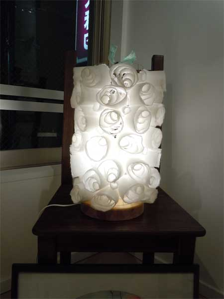和紙ランプ_a0147566_21401963.jpg