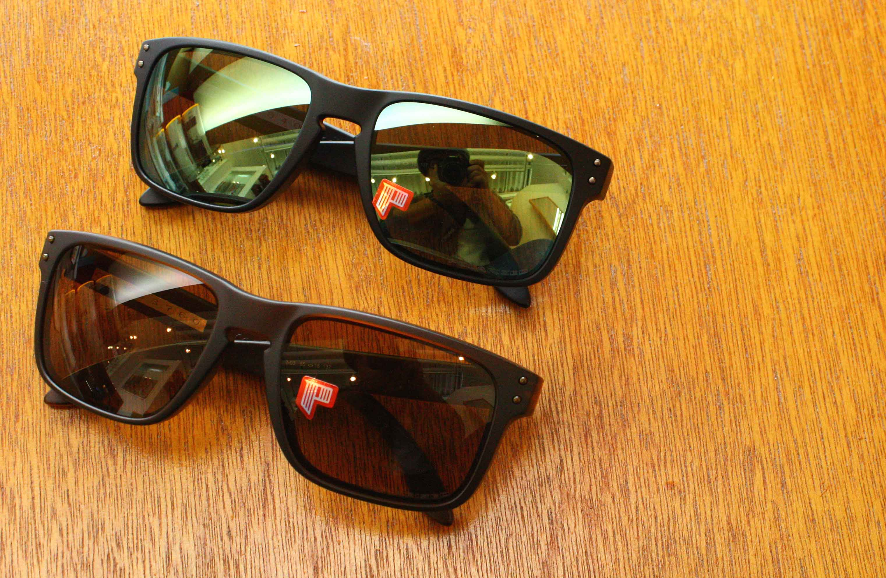 「OAKLEY POLARIZED Sunglasses」_f0208675_14503337.jpg