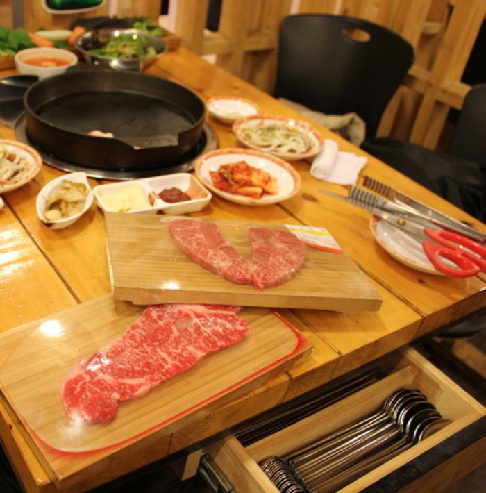 ソウルの江南で韓牛焼肉_a0223786_12265271.jpg
