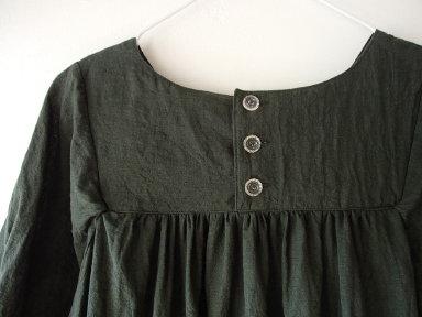 ** R*R 深緑色のリネン服 **_d0147488_18040775.jpg