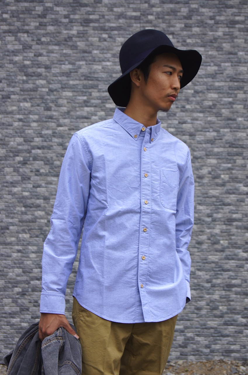"""SHIRTS\"" SELECTION by UNDERPASS!!_c0079892_20105499.jpg"
