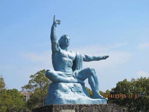 長崎 平和記念像・・・1_c0075701_19205139.jpg