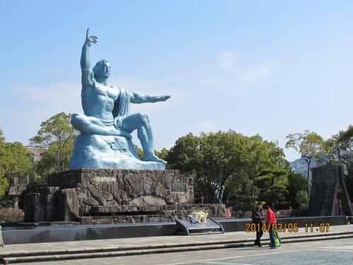 長崎 平和記念像・・・1_c0075701_1920544.jpg