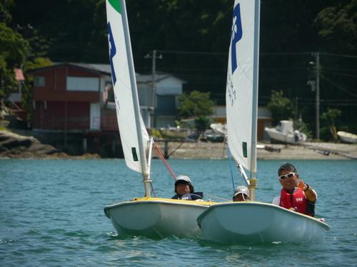 「大島チャレンジ!2014」 ~白石康次郎と高校生による大島往復航海への挑戦~_d0073005_9485017.jpg