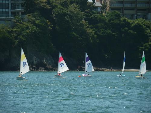 「大島チャレンジ!2014」 ~白石康次郎と高校生による大島往復航海への挑戦~_d0073005_949418.jpg