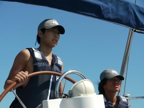 「大島チャレンジ!2014」 ~白石康次郎と高校生による大島往復航海への挑戦~_d0073005_9494835.jpg