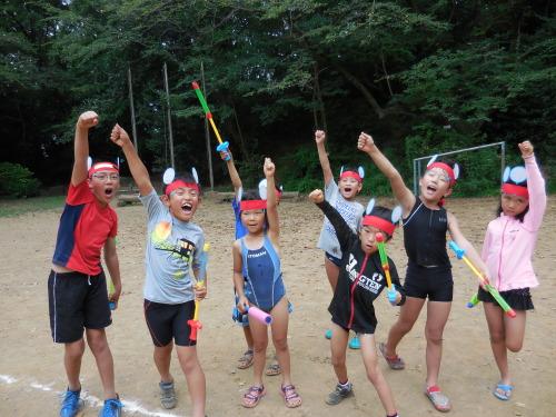 サマーキャンプ2014<水鉄砲編>_e0131910_21361402.jpg