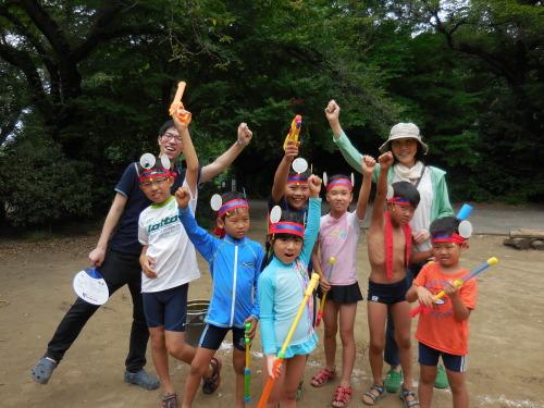 サマーキャンプ2014<水鉄砲編>_e0131910_21370048.jpg