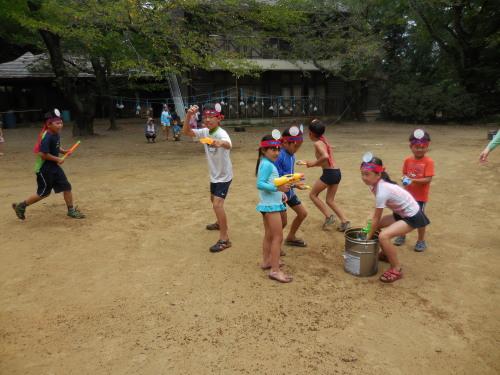 サマーキャンプ2014<水鉄砲編>_e0131910_22044119.jpg