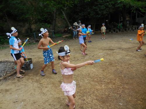 サマーキャンプ2014<水鉄砲編>_e0131910_22174989.jpg