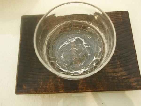 ガラスの鉢と小皿とワイングラス_b0132442_16282410.jpg