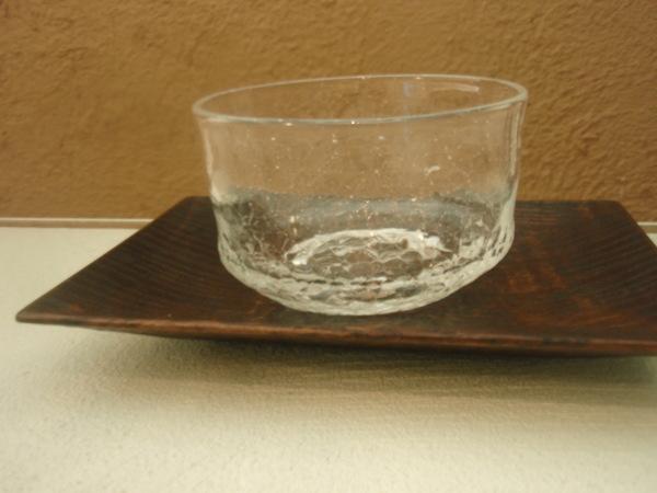 ガラスの鉢と小皿とワイングラス_b0132442_16283428.jpg