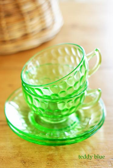 Federal depression glass  フェデラル デプレッションガラス_e0253364_10222540.jpg