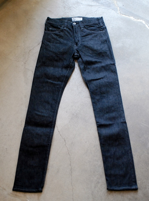 入荷案内 Black denim stretch slim_e0254972_13483589.jpg