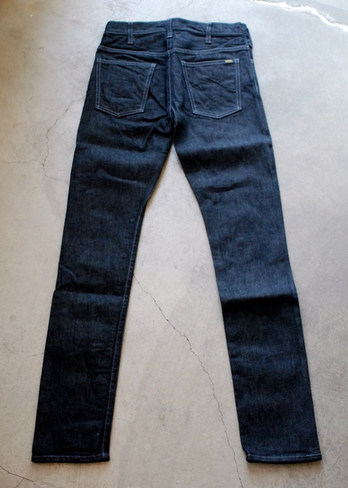 入荷案内 Black denim stretch slim_e0254972_13484197.jpg