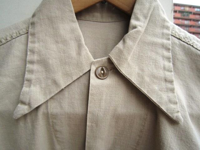 ビンテージの半袖ワークシャツ_a0182112_1651668.jpg