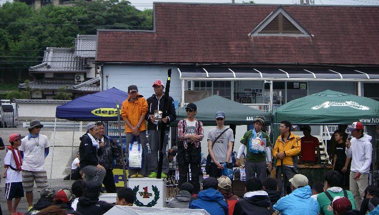 第9回 琵琶湖でバスフィッシングを楽しもう会 上位チーム_a0153216_17181399.jpg