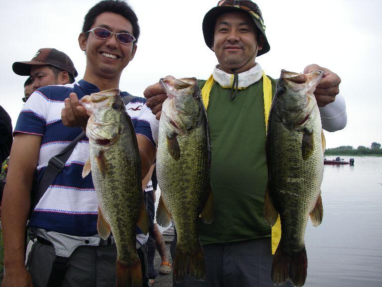 第9回 琵琶湖でバスフィッシングを楽しもう会 上位チーム_a0153216_17245996.jpg