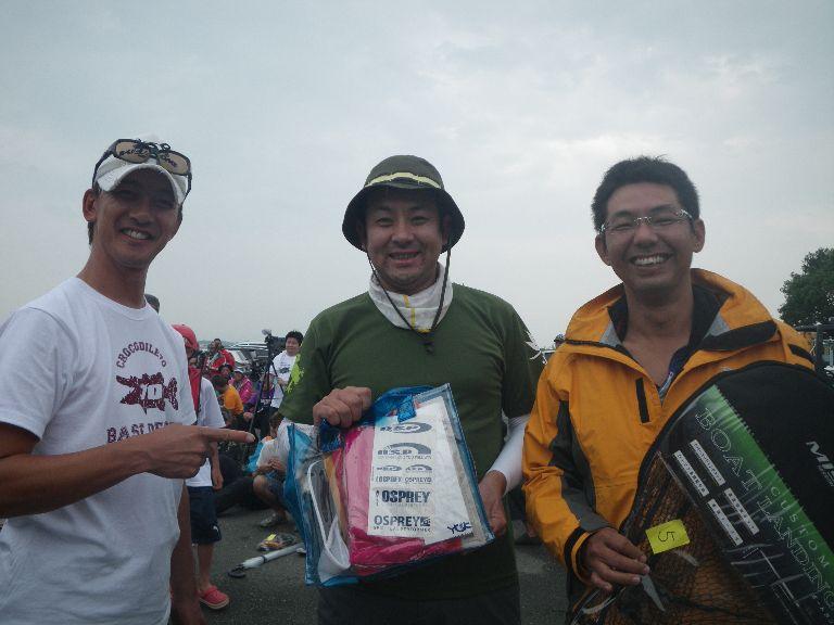第9回 琵琶湖でバスフィッシングを楽しもう会 上位チーム_a0153216_17263498.jpg