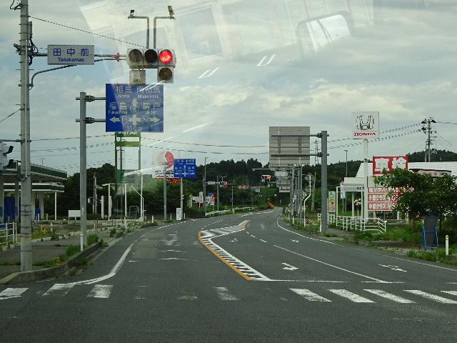 7月27日(日) 福島県浪江町を視察(線量計を持って)_e0093518_1444136.jpg