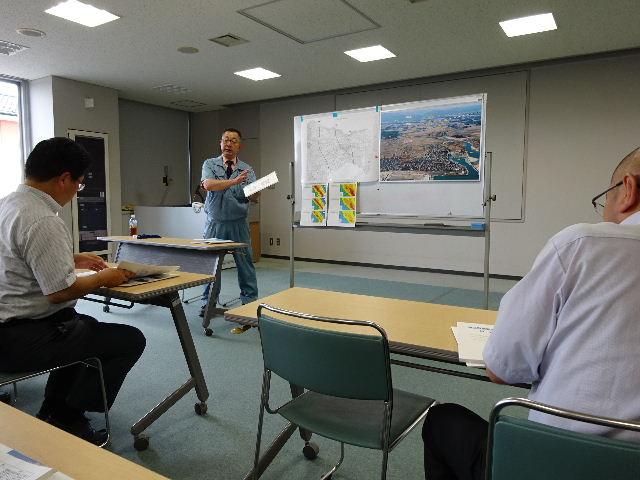 7月27日(日) 福島県浪江町を視察(線量計を持って)_e0093518_14441421.jpg
