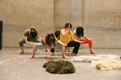マドモアゼル・シネマ韓国公演を前に猛稽古_d0178431_03481929.jpg