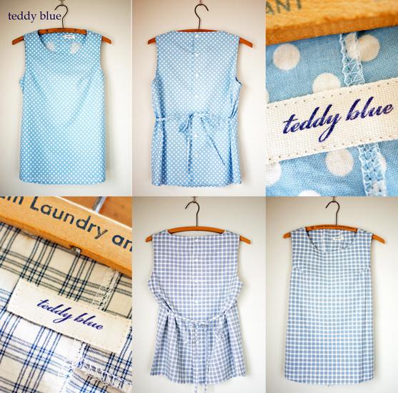 sleeveless blouse  真夏のノースリーブのブラウス_e0253364_17174957.jpg