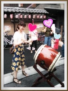 昨日は紙芝居→縁日でした☆_a0087471_2246483.jpg