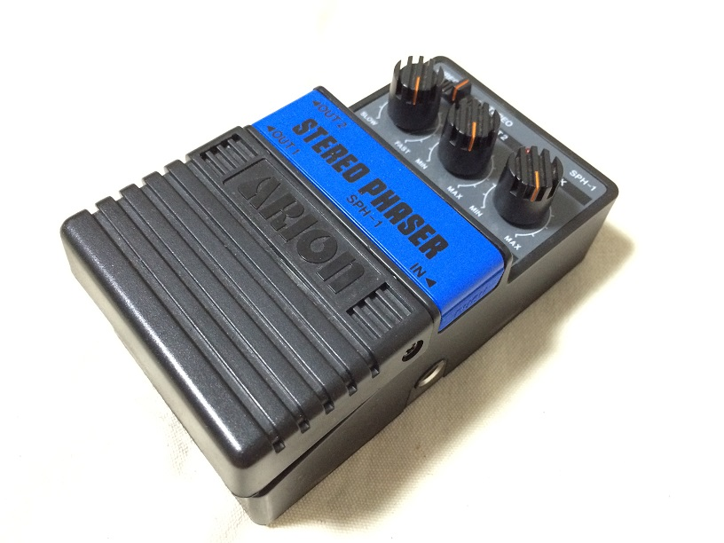 "ARION""SPH-1 STEREO PHASER"" & Soul Power Instruments""SPH-1 TK mod""_e0052576_01433924.jpg"