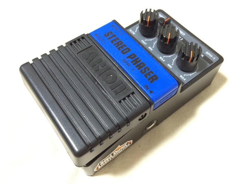 """ARION""""SPH-1 STEREO PHASER"""" & Soul Power Instruments""""SPH-1 TK mod""""_e0052576_02212161.jpg"""