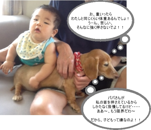 ばななと孫っち_c0237493_11158100.jpg