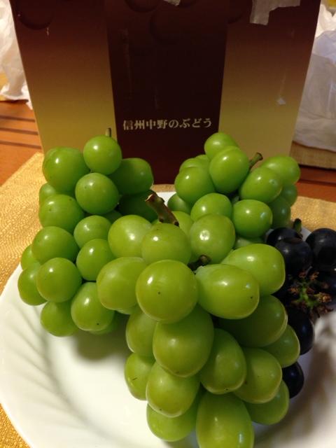 あみちゃんからの贈り物  2014.8.11_f0226593_23331031.jpg