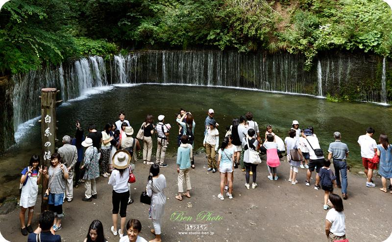 軽井沢「 白糸の滝 」を見て思う事..._c0210599_23224268.jpg