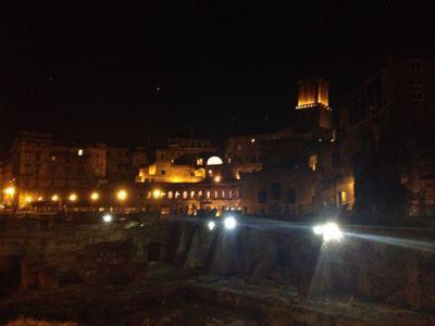月下のローマ_e0186099_6521175.jpg