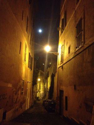 月下のローマ_e0186099_652715.jpg