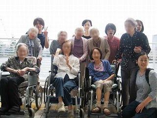 神戸オリエンタルホテルでランチバイキング<アクティブライフ芦屋・グループホーム さくら>_c0107602_11333221.jpg