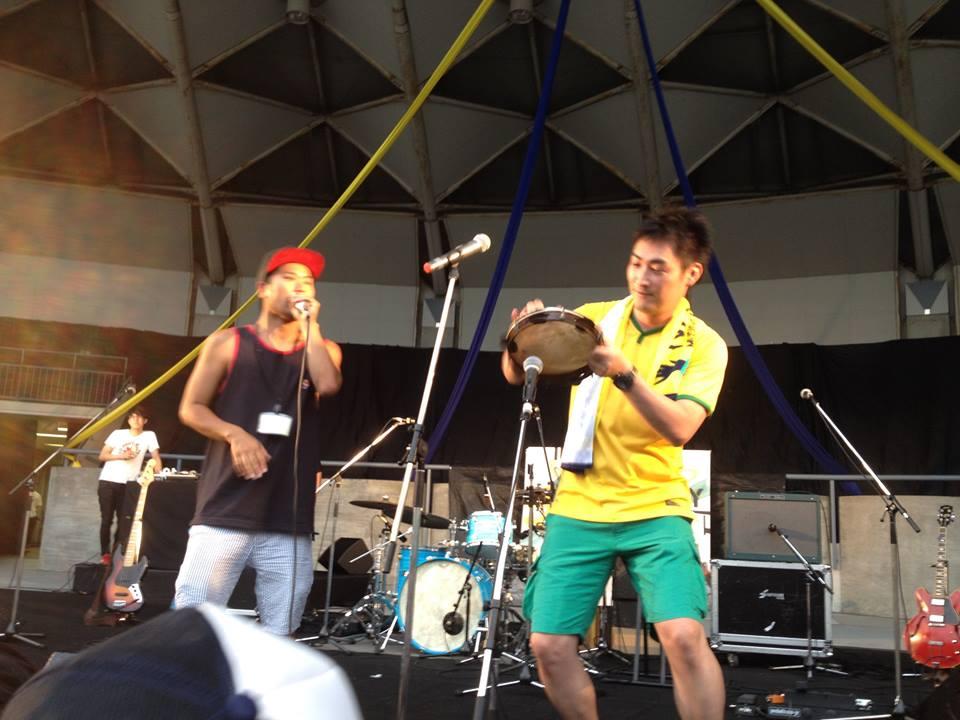 ♬大阪の陣「夏びらきMUSIC FESTIVAL」@natsu_sld →_b0032617_0294387.jpg
